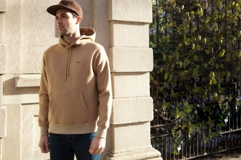 Noah Launches a Baby Camel Hair Hoodie