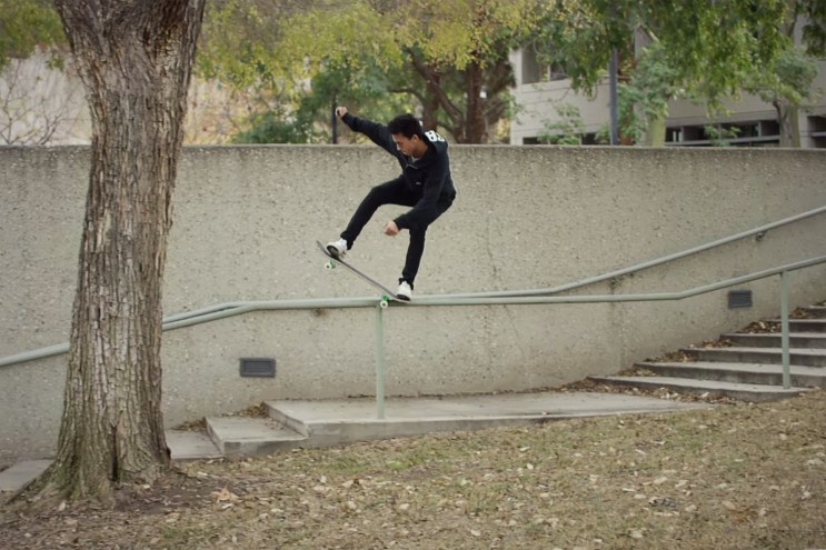 Nike SB Welcomes Nyjah Huston to the Illustrious Team