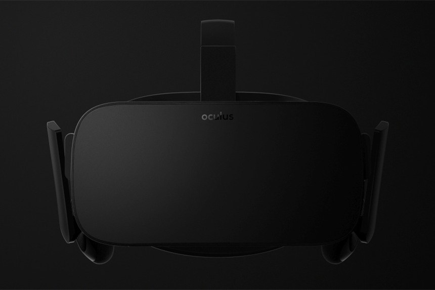 The Oculus Rift Is Now Available for Pre-Order