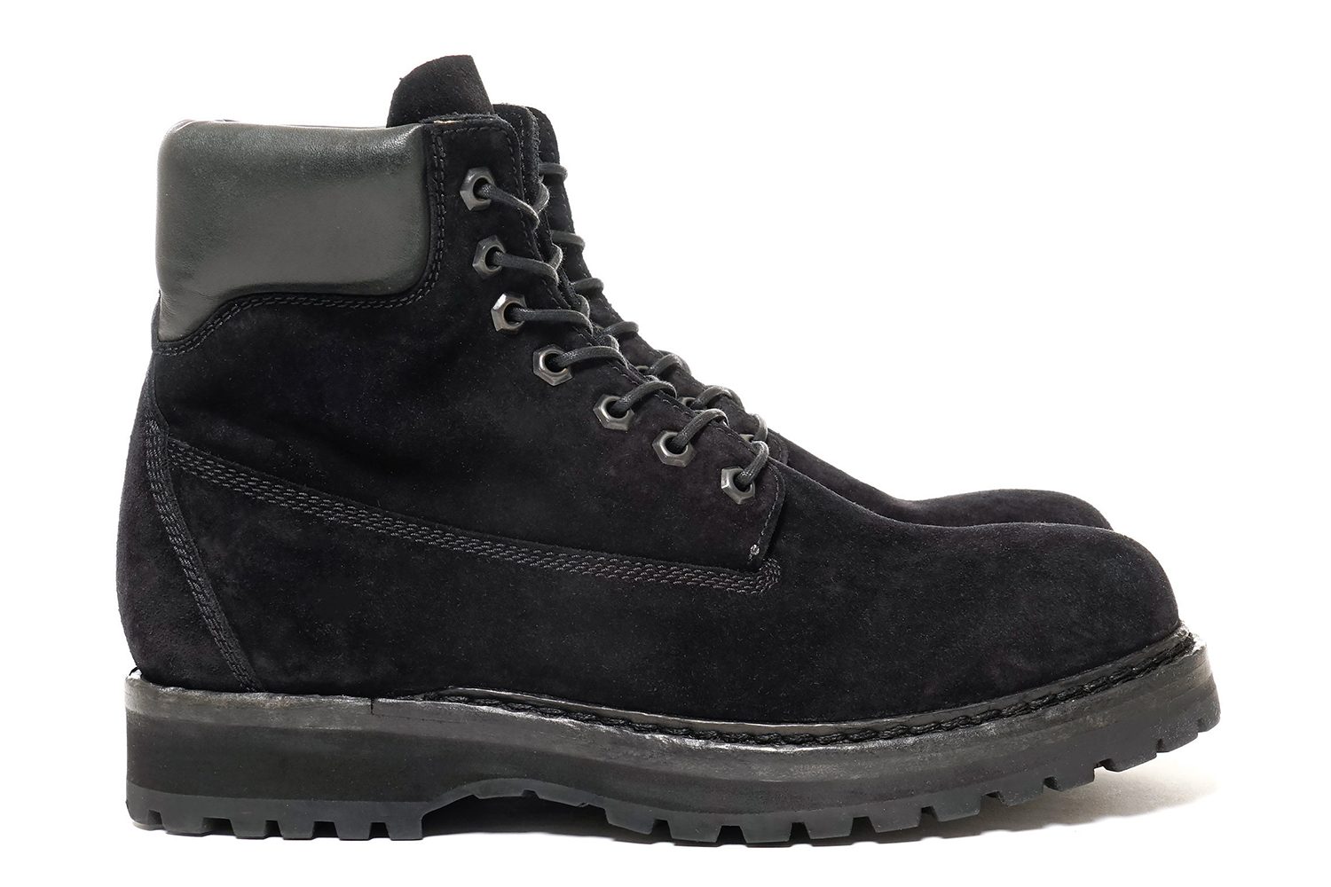 nonnative & Officine Creative Black out a Timberland Icon