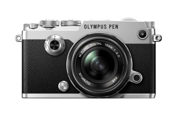 The Olympus PEN-F Is a Retro-Styled Compact Shooter