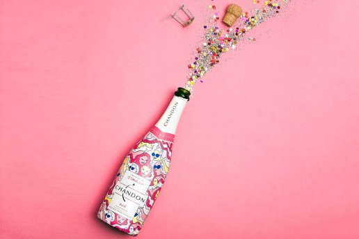 Opening Ceremony's Carol Lim Designs Her Own Chandon Bottle