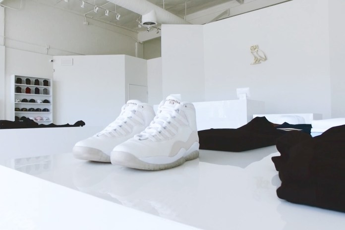 Take a Quick Trip Inside of OVO's Los Angeles Flagship