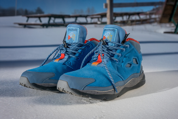 """Packer x Reebok Furylite Chukka """"Four Seasons: Winter"""" Are Ready to Tackle the Colder Months"""