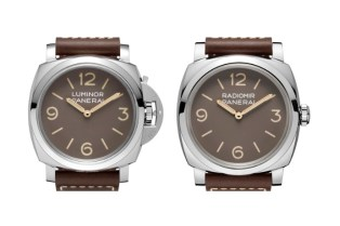 Panerai Unveils Special Editions of the Radiomir 1940 & Luminor 1950