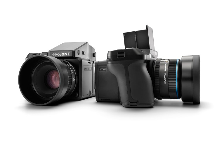 The Phase One XF Is 100MP of Medium Format Godliness