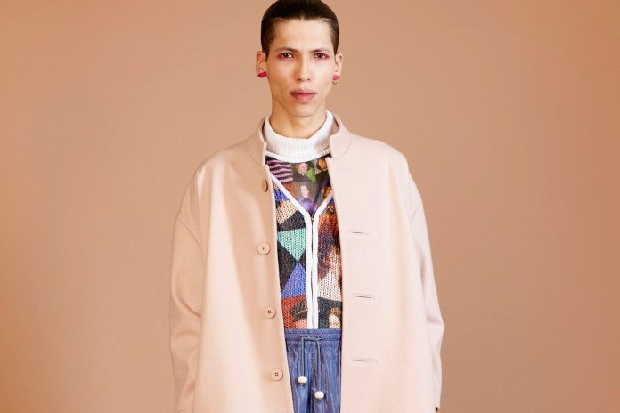 Pigalle's 2016 Fall/Winter Collection Is Inspired by Femininity in Men