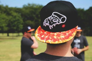 "Pizza Hut Unveils ""Hut Swag"" Streetwear Collection"