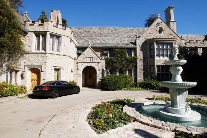 The Playboy Mansion Is on Sale for $200 Million USD