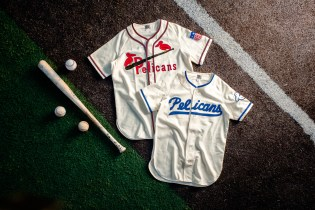 Politics & Ebbets Field Flannels Pay Homage to the New Orleans Pelicans