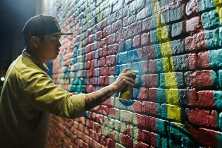POW! WOW! Founder Jasper Wong Takes us Through the Process of Creating a Mural