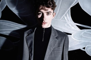 Prada Takes You Into the Night With Its Latest Menswear Ad Campaign