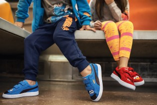 #hypebeastkids: PUMA Introduces Sesame Street to the Shoe Game