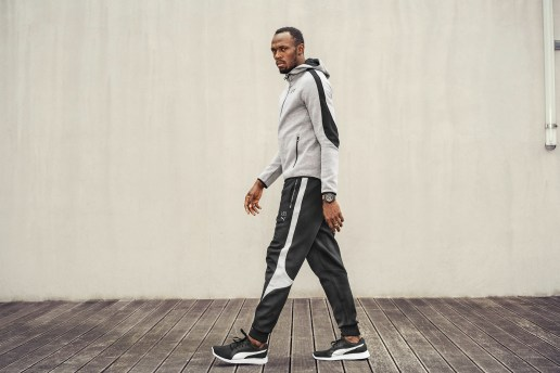 Usain Bolt x PUMA 2016 Spring/Summer Collection