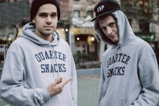 Quartersnacks x DGK Capsule Collection and Collaborative Skate Video