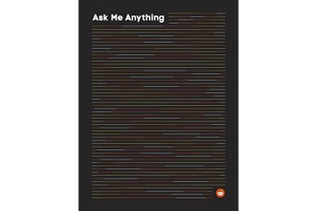 Reddit Has Released a Hardcover AMA Book