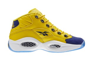 """Reebok Brings Back the Oakland-Inspired """"All-Star"""" Question"""