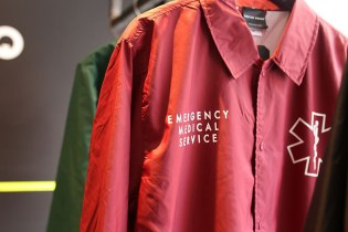 This Japanese Label Takes Its Inspiration From New York City's Fire Department