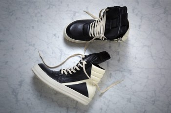 Rick Owens Previews Upcoming 2016 Spring/Summer Footwear Collection