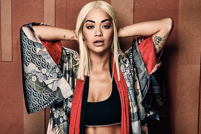 "Rita Ora Teams up With adidas Originals to Release the ""Asian-Arena"" Pack"