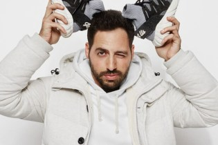 Ronnie Fieg Covers the Latest Issue of 'BlackRainbow'