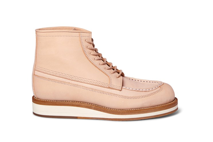 Take a Look at the sacai x Hender Scheme Collaborative Boot
