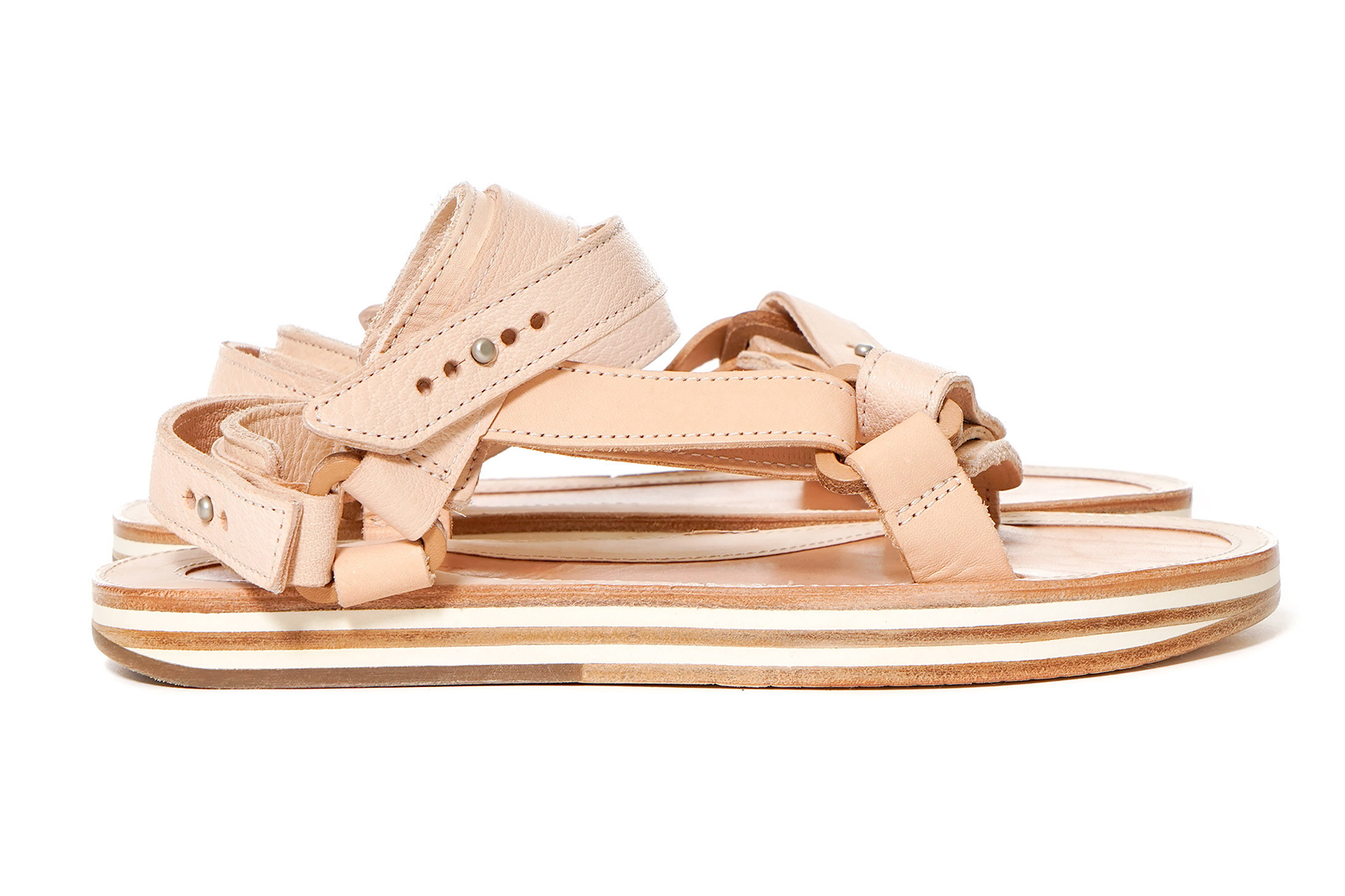 Invest in These sacai x Hender Scheme Sandals for the Warmer Months