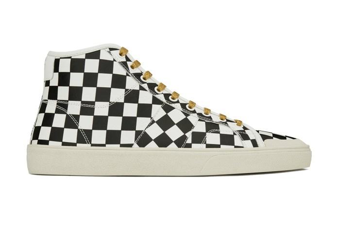 Saint Laurent Unveils Four New Colorways for the SL/37M Sneaker