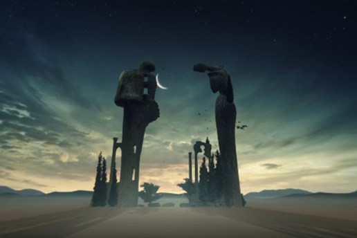 Explore Salvador Dali's Paintings Through VR Video