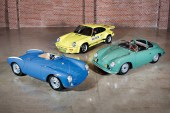 Jerry Seinfeld Is Selling His Porsche Collection