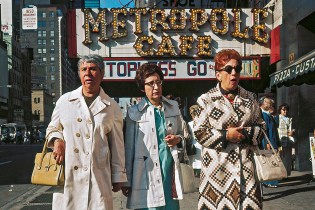 Sepp Werkmeister Captured the Street Style of New York in the '60s