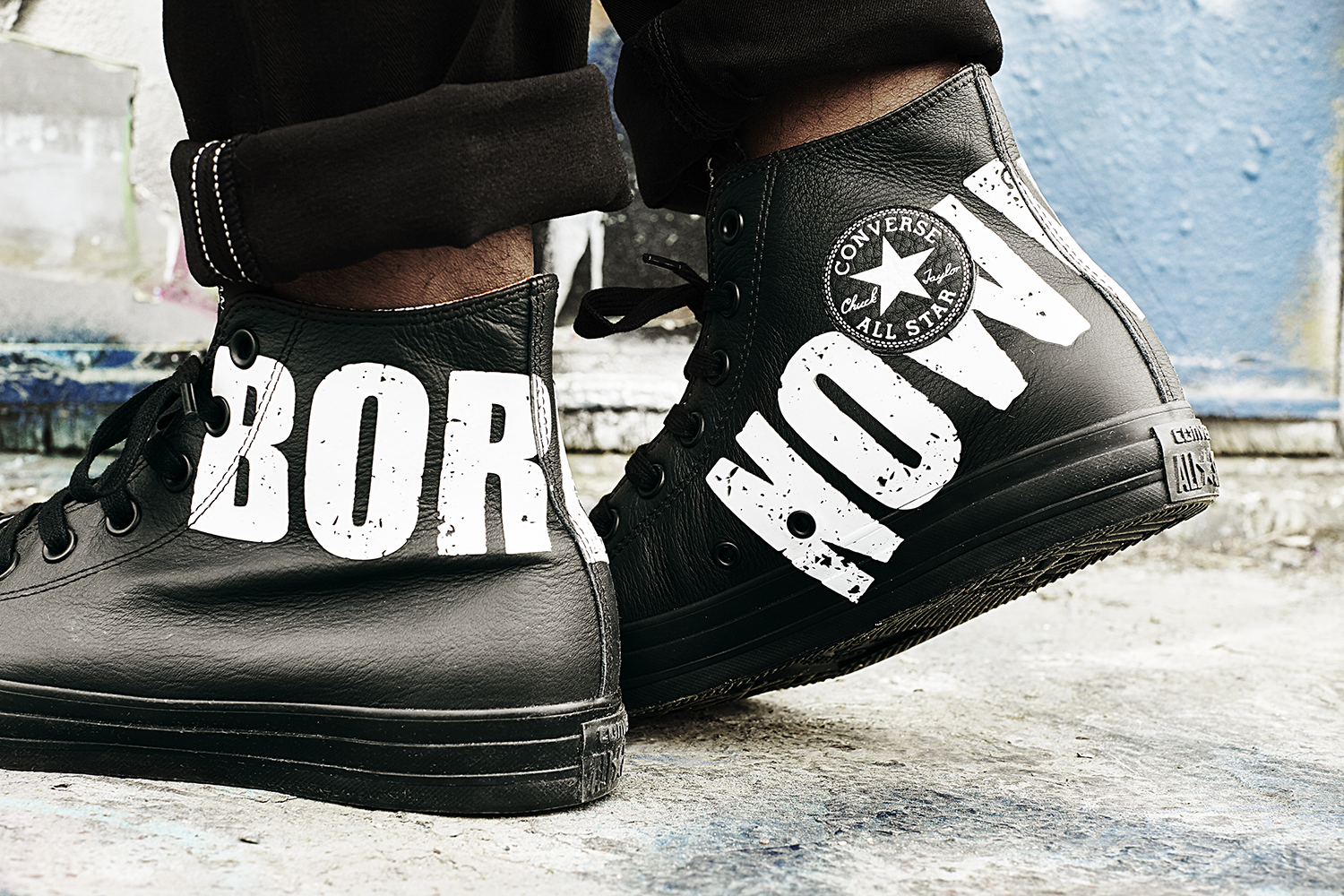 Converse Is Launching a Collection of Sex Pistols Chucks