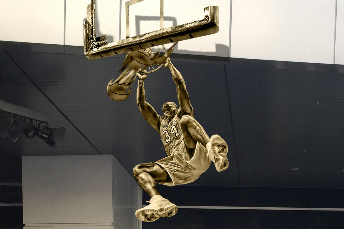 Shaquille O'Neal Will Be Honored With a Statue Outside STAPLES Center