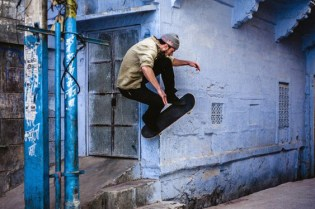 Skate Through India With Michael Mackrodt and Vladik Scholz