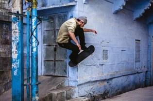 Skate Through India With Michael Mackrodt and Vladik Scholz