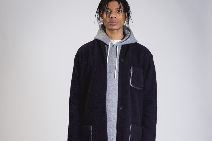 Soulland 2016 Fall/Winter Lookbook