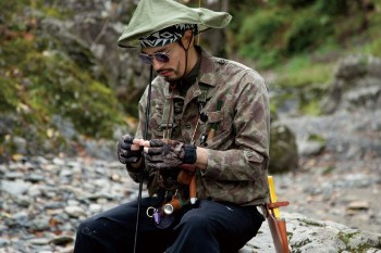 South2 West8 Goes Trout Fishing for Its 2016 Spring/Summer Lookbook