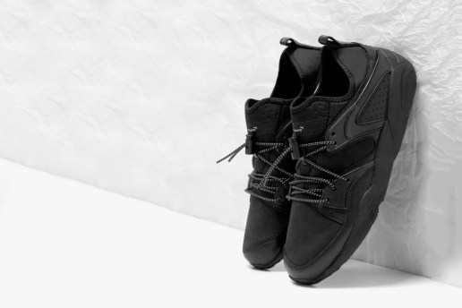 Stampd x PUMA Blaze of Glory Proves Less Is Always More