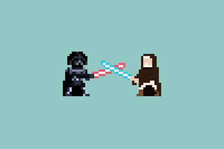 Watch Your Favorite 'Star Wars' Characters Die in 8-Bit