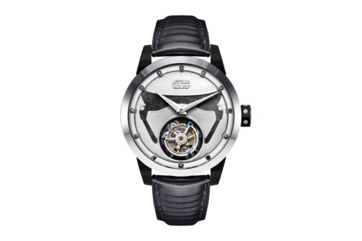 Memorigin Debuts Captain Phasma Tourbillon Watch
