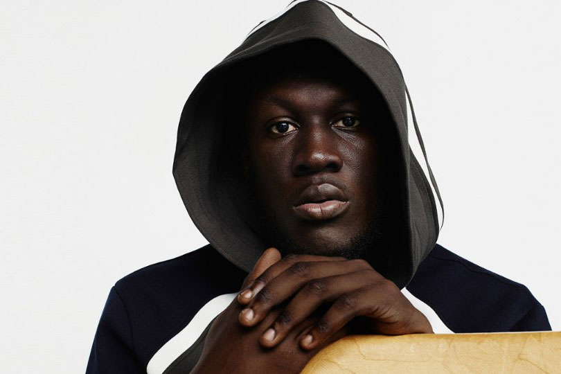 Stormzy Shows off His Style and Shares His Favorite Grime Classics