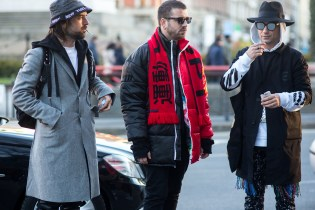Streetsnaps: Milan Fashion Week - Part 1