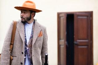 Streetsnaps: Pitti Uomo 89 - Part 3
