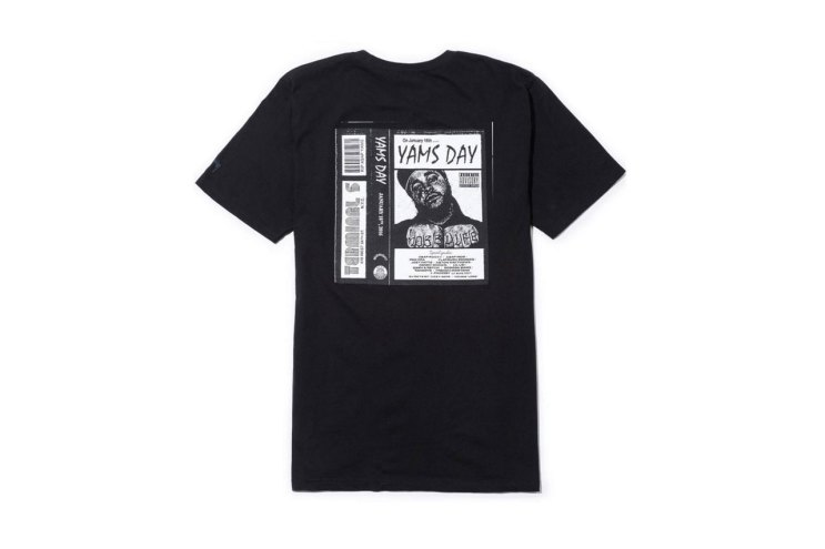 "Stussy Pays Tribute to A$AP Yams With This ""YamsDay"" T-Shirt"