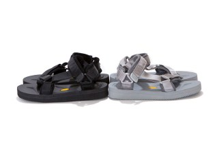 hobo x Suicoke 2016 Spring Sandals