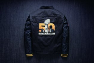 Super Bowl 50 x Levi's 2016 Spring/Summer Capsule Collection