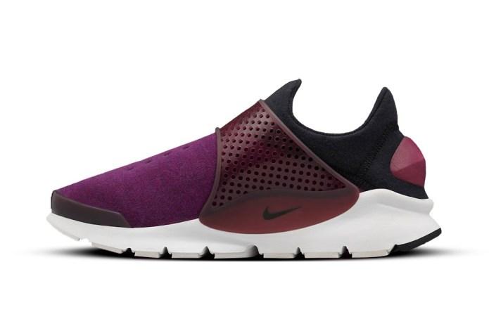 Tech Fleece Makes Its Way Onto the Nike Sock Dart