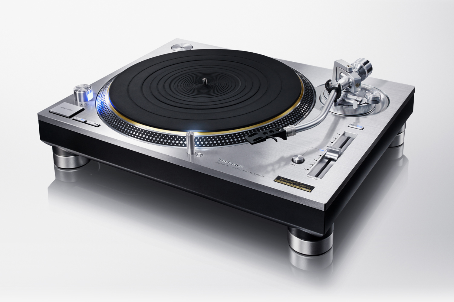 Technics Officially Unveils Its Successor to the SL-1200