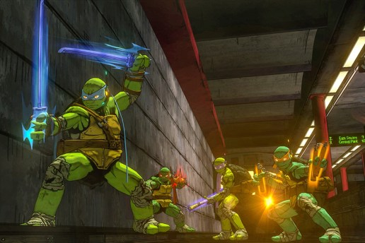 The Teenage Mutant Ninja Turtles Are Returning to Consoles With 'Mutants in Manhattan'