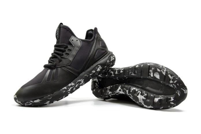 The adidas Tubular Runner Gets a Bold Marble Edition
